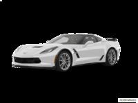 2018 Chevrolet Corvette Coupe Grand Sport 3LT | Photo 3 | Arctic White