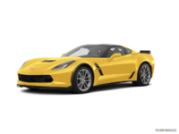 2018 Chevrolet Corvette Coupe Grand Sport 3LT | Photo 3 | Corvette Racing Yellow Tintcoat