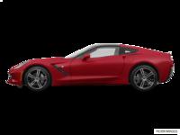 2018 Chevrolet Corvette Coupe Stingray 3LT | Photo 1 | Long Beach Red Metallic Tintcoat