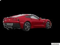 2018 Chevrolet Corvette Coupe Stingray 3LT | Photo 2 | Long Beach Red Metallic Tintcoat