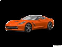 2018 Chevrolet Corvette Coupe Stingray 3LT | Photo 3 | Sebring Orange Tintcoat