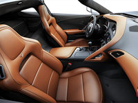 2018 Chevrolet Corvette Coupe Stingray 3LT | Photo 1 | Kalahari GT buckets Perforated Napa leather seating surfaces (345-AQ9)