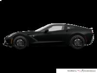 2018 Chevrolet Corvette Coupe Stingray Z51 1LT | Photo 1 | Black