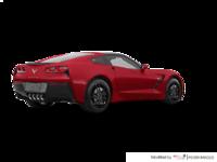 2018 Chevrolet Corvette Coupe Stingray Z51 1LT | Photo 2 | Long Beach Red Metallic Tintcoat