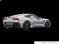 2018 Chevrolet Corvette Coupe Stingray Z51 1LT | Photo 2 | Blade Silver Metallic
