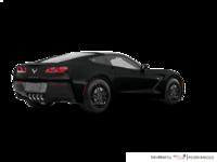 2018 Chevrolet Corvette Coupe Stingray Z51 1LT | Photo 2 | Black
