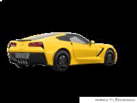2018 Chevrolet Corvette Coupe Stingray Z51 1LT | Photo 2 | Corvette Racing Yellow Tintcoat