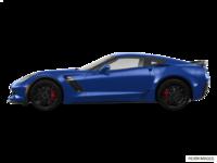 2018 Chevrolet Corvette Coupe Z06 1LZ   Photo 1   Admiral Blue Metallic