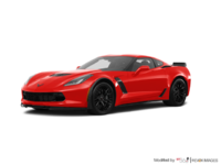 2018 Chevrolet Corvette Coupe Z06 1LZ   Photo 3   Torch Red