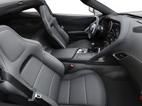 2018 Chevrolet Corvette Coupe Z06 1LZ   Photo 1   Grey GT buckets Perforated Mulan leather seating surfaces (141-AQ9)