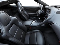 2018 Chevrolet Corvette Coupe Z06 1LZ   Photo 1   Jet Black GT buckets Perforated Mulan leather seating surfaces (191-AQ9)