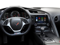 2018 Chevrolet Corvette Coupe Z06 1LZ   Photo 2   Jet Black GT buckets Perforated Mulan leather seating surfaces (191-AQ9)