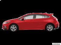 2018 Chevrolet Cruze Hatchback LT | Photo 1 | Red Hot