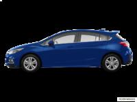 2018 Chevrolet Cruze Hatchback LT | Photo 1 | Kinetic Blue Metallic