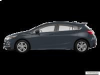 2018 Chevrolet Cruze Hatchback LT | Photo 1 | Nightfall Grey Metallic