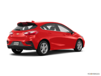2018 Chevrolet Cruze Hatchback LT | Photo 2 | Cajun red tintcoat