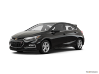 2018 Chevrolet Cruze Hatchback LT | Photo 3 | Black