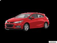 2018 Chevrolet Cruze Hatchback LT | Photo 3 | Red Hot