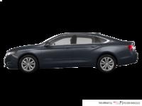 2018 Chevrolet Impala 1LT | Photo 1 | Graphite Metallic