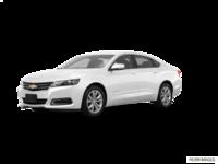 2018 Chevrolet Impala 1LT | Photo 3 | Summit White
