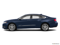 2018 Chevrolet Impala 2LZ | Photo 1 | Blue Velvet Metallic
