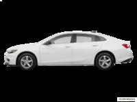 2018 Chevrolet Malibu LS | Photo 1 | Summit White