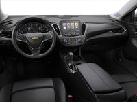 2018 Chevrolet Malibu LT | Photo 3 | Jet Black Leather