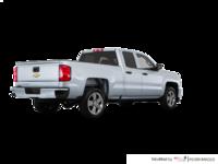 2018 Chevrolet Silverado 1500 CUSTOM | Photo 2 | Silver Ice Metallic