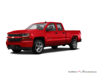 2018 Chevrolet Silverado 1500 CUSTOM | Photo 3 | Red Hot