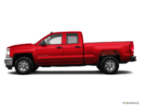 2018 Chevrolet Silverado 1500 LS   Photo 1   Red Hot