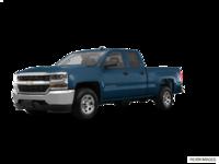 2018 Chevrolet Silverado 1500 LS   Photo 3   Deep Ocean Blue Metallic