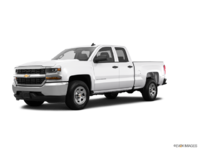 2018 Chevrolet Silverado 1500 LS   Photo 3   Summit White