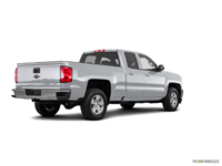 2018 Chevrolet Silverado 1500 LT 1LT   Photo 2   Silver Ice Metallic