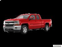 2018 Chevrolet Silverado 1500 LT 1LT   Photo 3   Red Hot