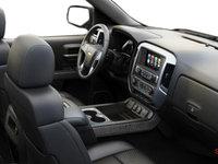2018 Chevrolet Silverado 1500 LT 1LT   Photo 1   Jet Black Bucket seats Cloth (A95-H0U)
