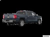 2018 Chevrolet Silverado 1500 LTZ 1LZ   Photo 2   Graphite Metallic