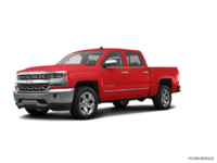 2018 Chevrolet Silverado 1500 LTZ 1LZ   Photo 3   Red Hot