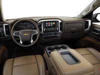 2018 Chevrolet Silverado 1500 LTZ 1LZ   Photo 3   Cocoa/Dune Leather (B3F-H0K)