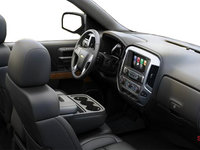 2018 Chevrolet Silverado 1500 LTZ 1LZ   Photo 1   Jet Black Leather (B3F-H2U)