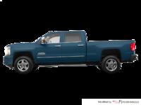 2018 Chevrolet Silverado 2500HD HIGH COUNTRY | Photo 1 | Deep Ocean Blue Metallic