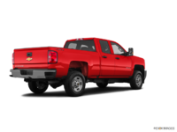 2018 Chevrolet Silverado 2500HD WT   Photo 2   Red Hot