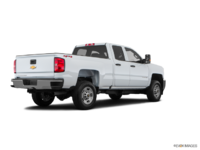 2018 Chevrolet Silverado 2500HD WT   Photo 2   Summit White