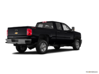 2018 Chevrolet Silverado 2500HD WT   Photo 2   Black