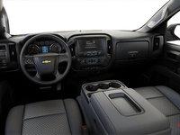 2018 Chevrolet Silverado 2500HD WT   Photo 3   Dark Ash/Jet Black Cloth (AE7-H2R)