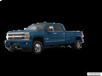 2018 Chevrolet Silverado 3500 HD HIGH COUNTRY | Photo 3 | Deep Ocean Blue Metallic
