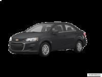 2018 Chevrolet Sonic LT | Photo 3 | Nightfall Grey Metallic