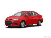 2018 Chevrolet Sonic LT | Photo 3 | Cajun Red