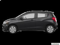2018 Chevrolet Spark LS | Photo 1 | Nightfall Grey Metallic