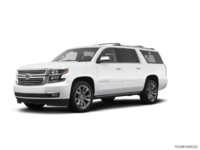 2018 Chevrolet Suburban PREMIER | Photo 3 | Summit White