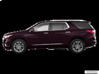 2018 Chevrolet Traverse PREMIER   Photo 1   Black Currant Metallic